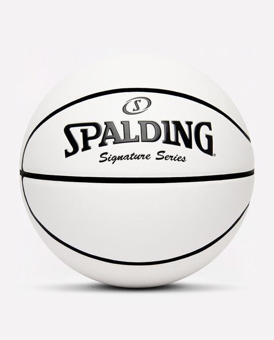 Signature Series Autograph Basketball