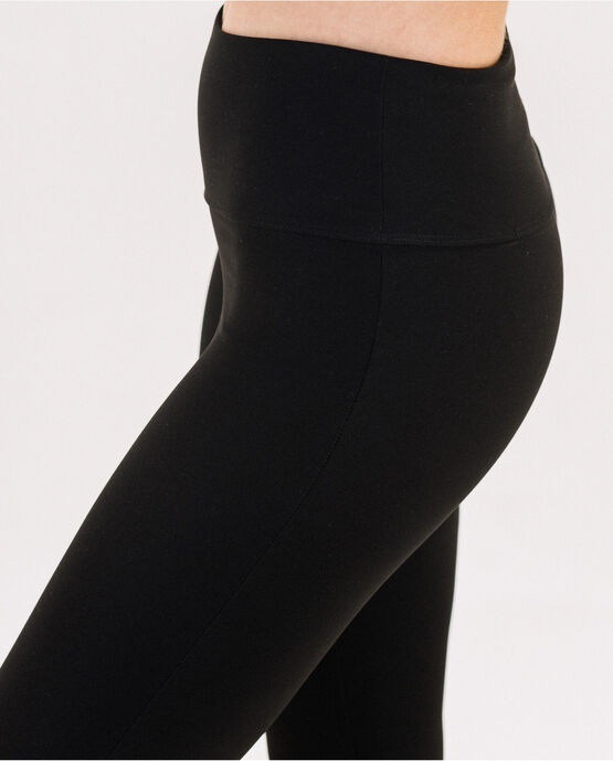 "Women's 28"" Legging Black Large BLACK"