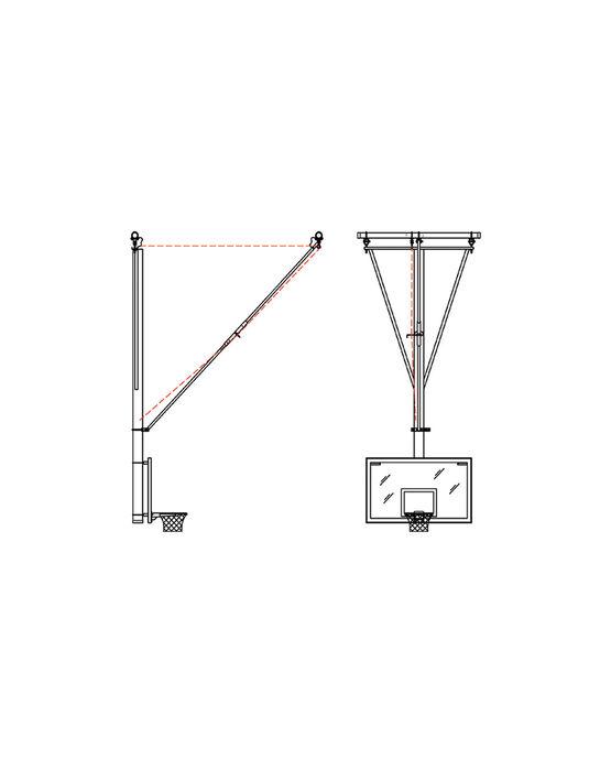 All-Purpose Ceiling Mast