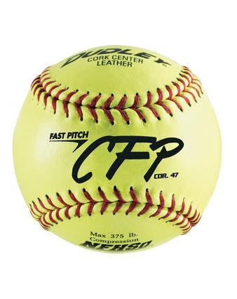 "12"" CFP NFHS Fastpitch Softball - 12 Pack"