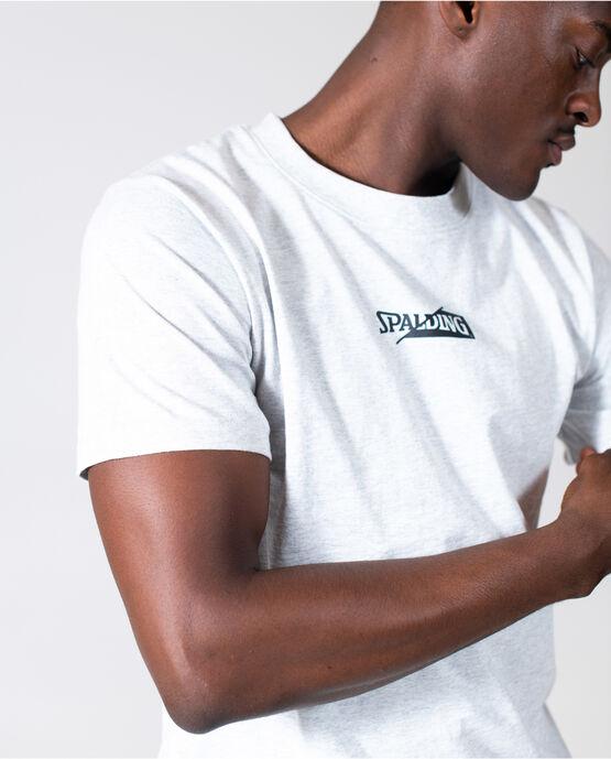 Men's Logo Short Sleeve Tee Heather Grey XXL HEATHER GRAY
