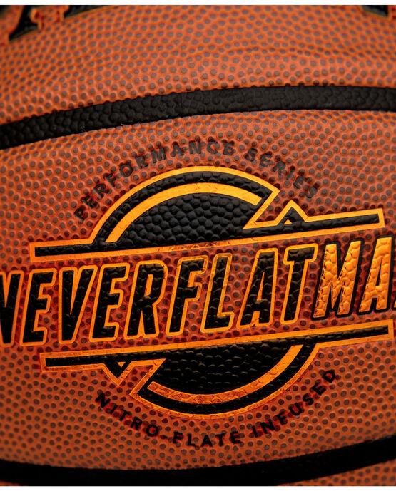 "NeverFlat Max Indoor-Outdoor Basketball 29.5"""