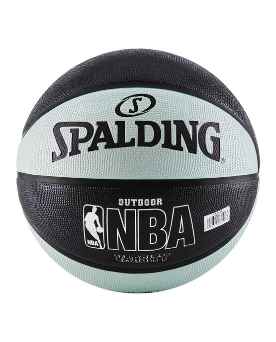 NBA Varsity Multi-Color Outdoor Basketball - Black & Blue