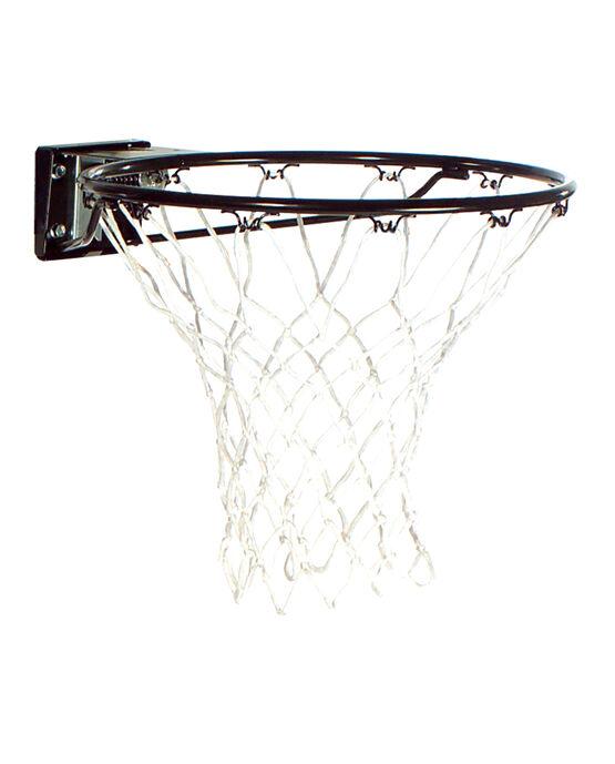 Slam Jam® Basketball Rim - Black black