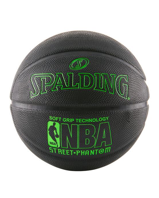 NBA Street Phantom Black and Neon Green Outdoor Basketball neongreen/black