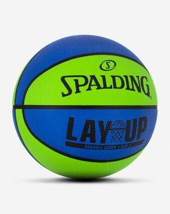 Layup Mini Rubber Outdoor Basketball