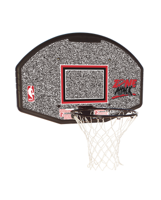 "Fan Backboard and Rim Combo Basketball Hoop - 44"" Eco-Composite™"