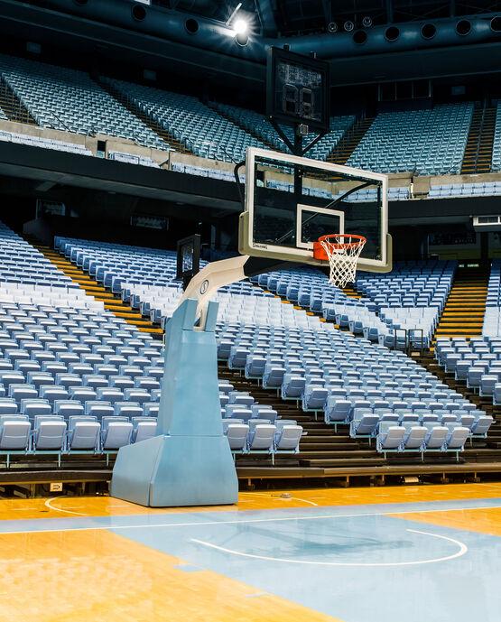 """Arena® 72"""" Glass Basketball Hoop"""