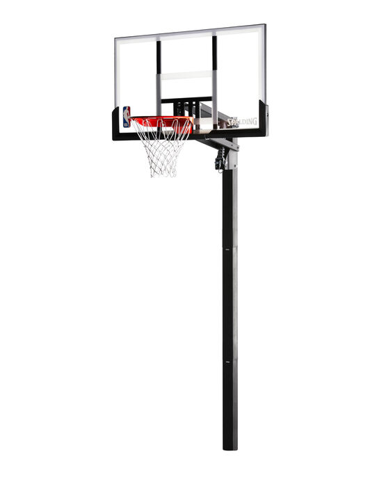 "Pro Glide™ In-Ground Basketball Hoop System - 52"" Acrylic"