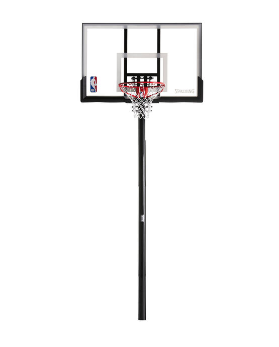 "Pro Glide® 52"" Acrylic In-Ground Basketball Hoop"