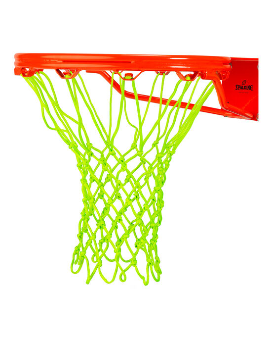 HEAVY DUTY BASKETBALL NET - GREEN green
