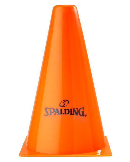 """9"""" NEON CONES - 4PK Orange"""