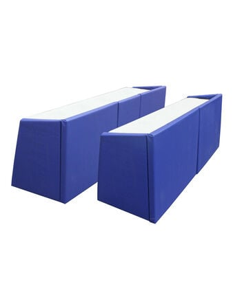 6' or 8' Economy Scorer's Table With Padding