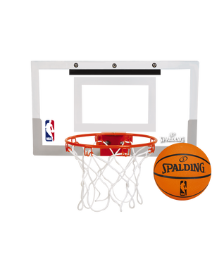 NBA Slam Jam® Over-the-Door Mini Basketball Hoop