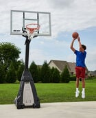 "The Beast® 54"" Portable Basketball Hoop"