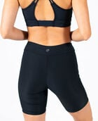 Women's Performance Bike Short Small BLACK