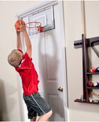 Slam Jam Over-the-Door Mini Basketball Hoop