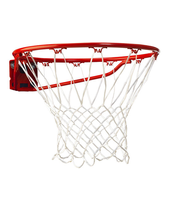 Standard Basketball Rim - Red red
