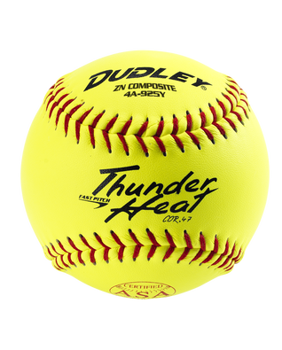 ASA THUNDER HEAT® FASTPITCH SOFTBALL - 12 PACK