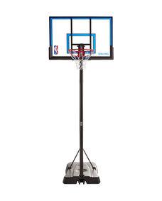 "Hercules Jr.® 48"" Polycarbonate Portable Basketball Hoop"