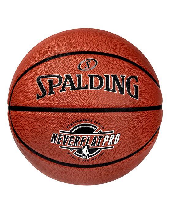 "NBA NeverFlat® Pro Indoor-Outdoor Basketball - 29.5"""