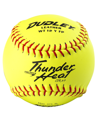 NFHS THUNDER HEAT® FASTPITCH SOFTBALL - 12 PACK