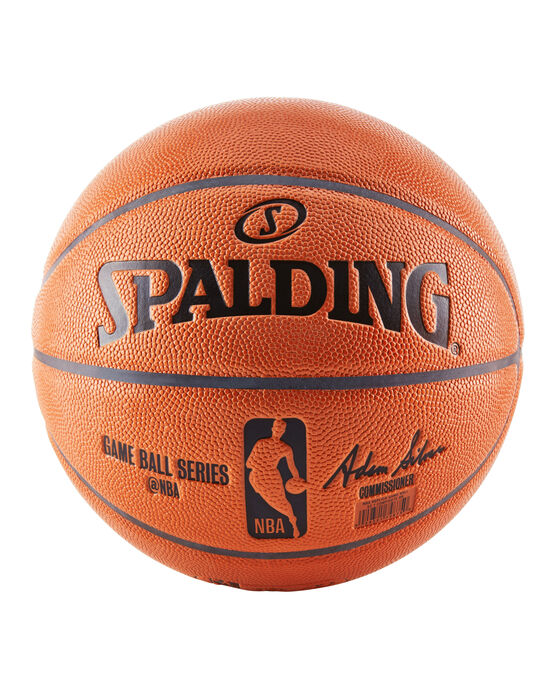 NBA Game Ball Replica Indoor-Outdoor Basketball - 28.5""