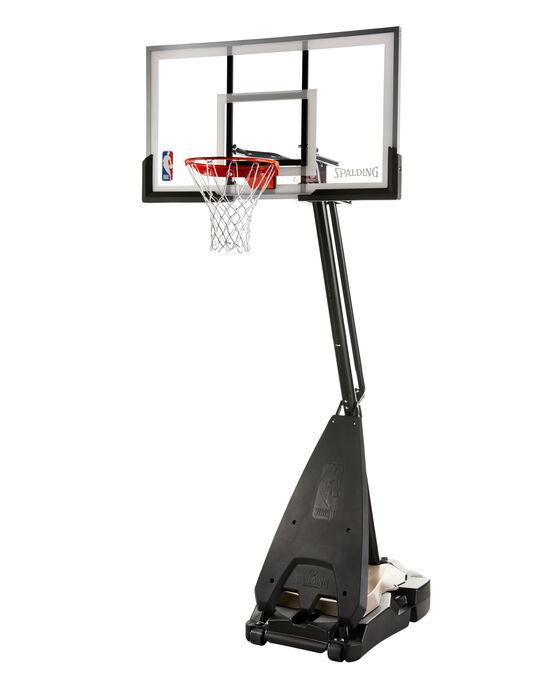 "Ultimate Hybrid® Portable Basketball Hoop System - 54"" Acrylic"