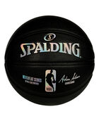 NBA NeverFlat® Game Ball Replica Series Basketball - Black