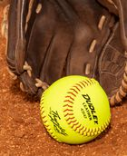"12"" NFHS THUNDER HEAT® FASTPITCH SOFTBALL - 12 PACK"