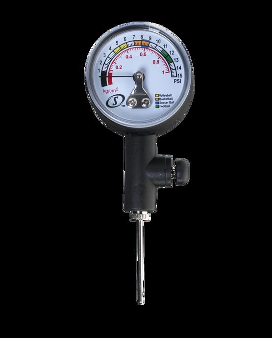 Analog Ball Air Pressure Gauge