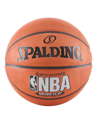 NBA SGT Neverflat® Hexagrip Indoor-Outdoor Basketball