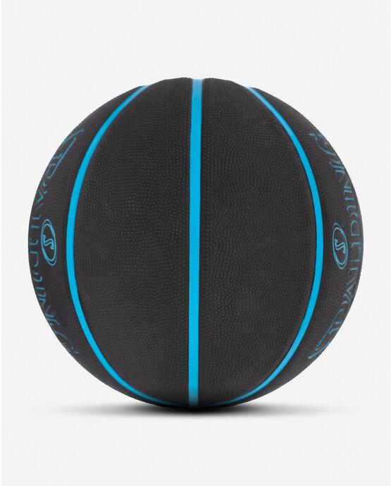 "Street Phantom Black and Neon Blue Outdoor Basketball 29.5"" Neon Blue/Black"