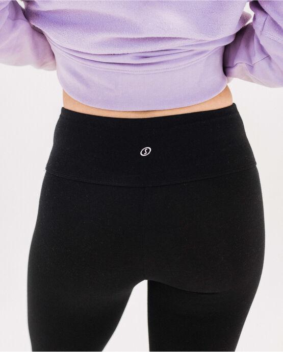 """Women's 25.5"""" Legging Black Small BLACK"""
