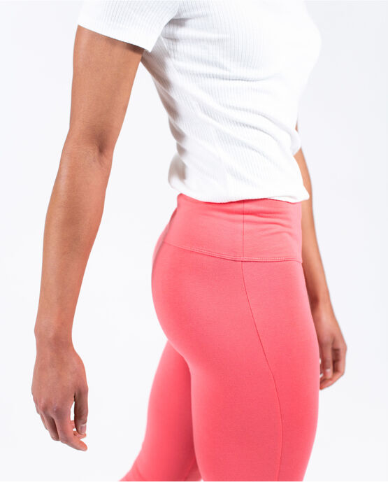 """Women's 25.5"""" Leggings Sunkissed Coral Small SUNKISSED CORAL"""