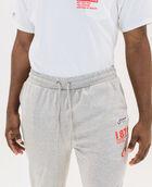 Men's Classic Logo Jogger Heather Gray Medium HEATHER GRAY
