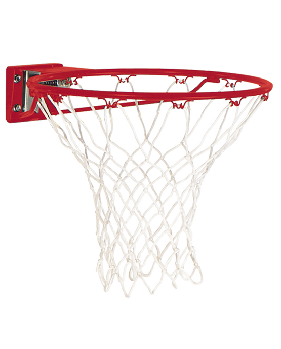 Slam Jam® Basketball Rim - Red Red