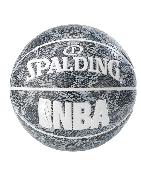 NBA TREND SERIES BASKETBALL - WHITE SNAKE
