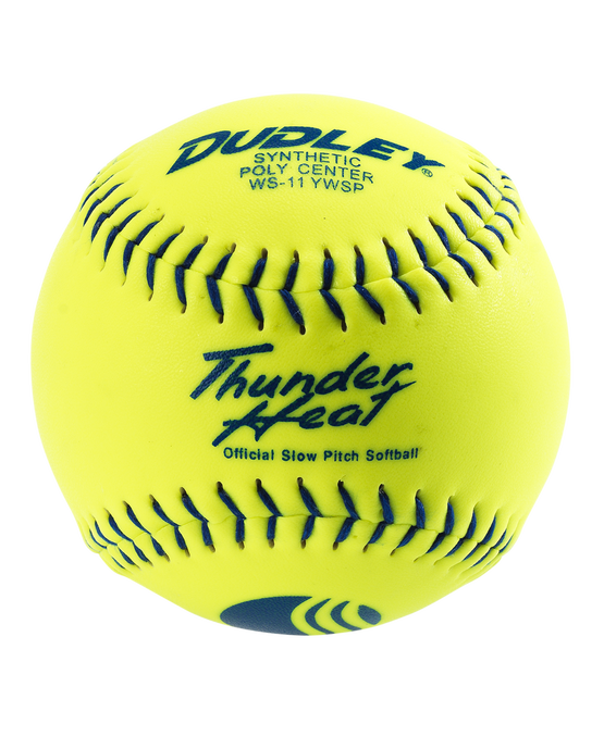 "11"" USSSA THUNDER HEAT® CLASSIC-W STAMP SLOWPITCH SOFTBALL"