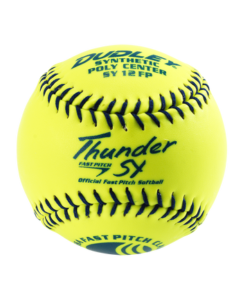 """12"""" USSSA THUNDER SY FASTPITCH SOFTBALL-12 PACK"""