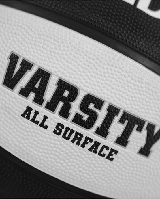 "Varsity Light Blue/Black Outdoor Basketball 29.5"" Black/Light Blue"