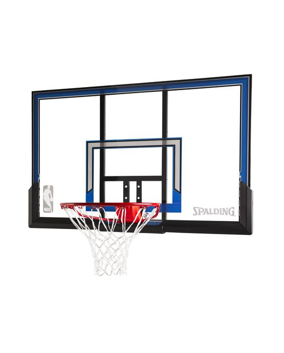 "50"" Polycarbonate Backboard and Rim Combo"