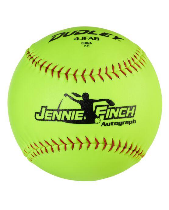 Jennie Finch Autograph Ball