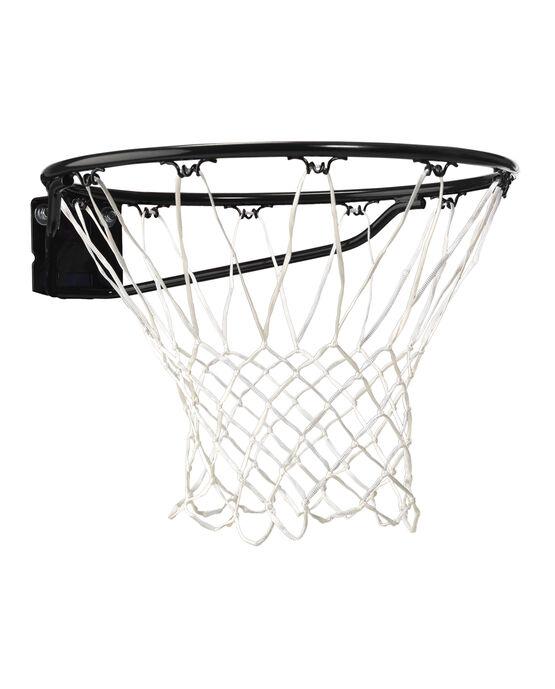 Standard Basketball Rim - Black black