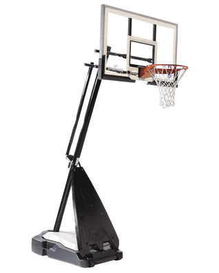 Ultimate Hybrid Portable Basketball Hoop System