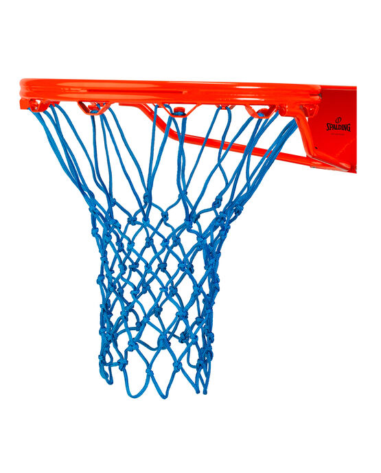 HEAVY DUTY BASKETBALL NET - BLUE blue