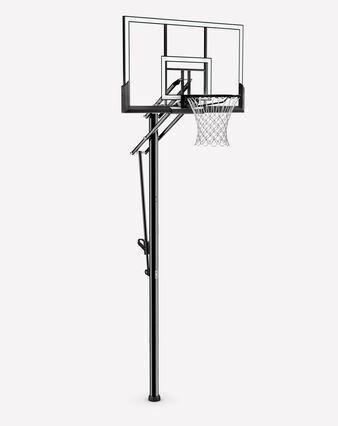 "52"" Acrylic Pro Glide Advanced® In-ground Basketball Hoop"