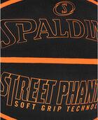 "Street Phantom Black and Neon Orange Outdoor Basketball 29.5"" Neon Orange/Black"