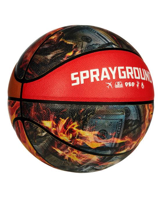 Spalding® x Sprayground 94 Series Fire Money Basketball