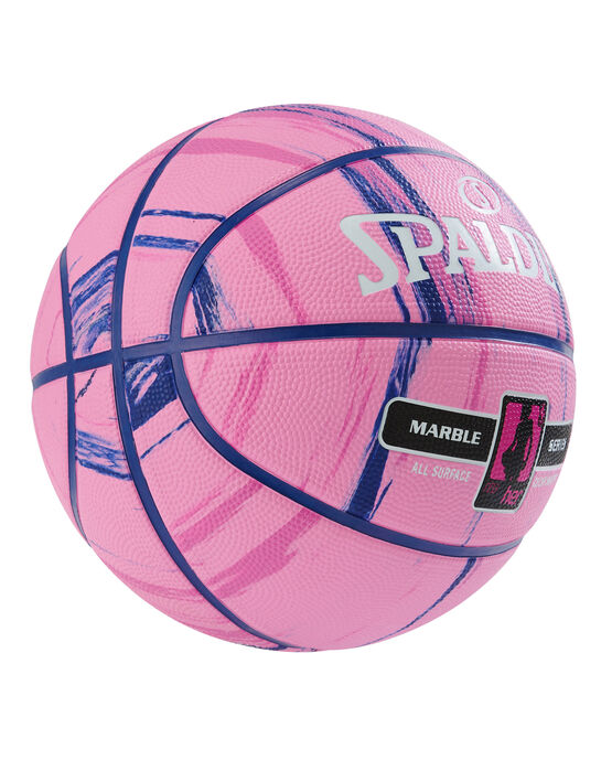 NBA Marble Series 4 Her Outdoor Basketball - 28.5""